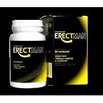 Erectman - 60 kapsułek dla mężczyzn
