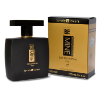 LOVELY LOVERS BeMINE 100 ml - męskie perfumy z feromonami