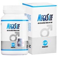 MEGASIZE 65 caps - wzmacniający erekcję oraz powiększający