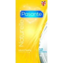 Prezerwatywy Pasante Naturelle 12 sztuk w kartoniku
