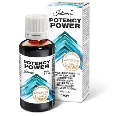 INTIMECO POTENCY POWER 30 ML