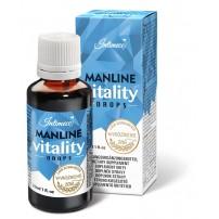 Krople pobudzające - INTIMECO MANLINE VITALITY DROPS 30ml