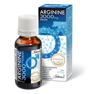 INTIMECO ARGININE 3000 - arginina dla mężczyzn