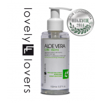 Lovely Lovers Aloa Vera Lube 150 ml