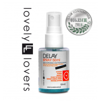 Lovely Lovers Delay Spray - 50 ml