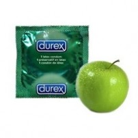 Prezerwatywy Durex Select Jabłko 1 sztuka