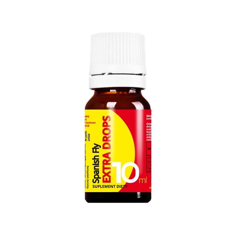 Spanish Fly Extra Drops 10 ml