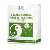 Orgasm Control Wipes