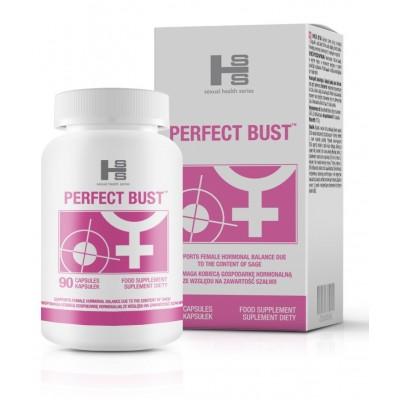 Perfect Bust 90 tabletek poprawia i powiększa biust
