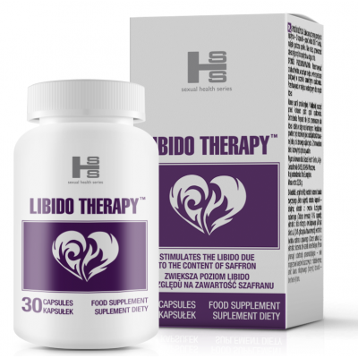 Libido therapy 30 tabletek na zwiększenie libido