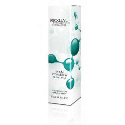 Sexual Attraction perfumy z feromonami dla panów